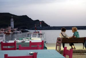 Gökçeada Kaleköy Liman